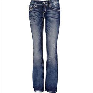 Rock Revival Jen Boot Stretch Jean